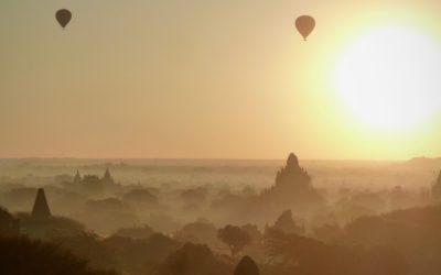 #010 Bagan – die Stadt der tausend Pagoden